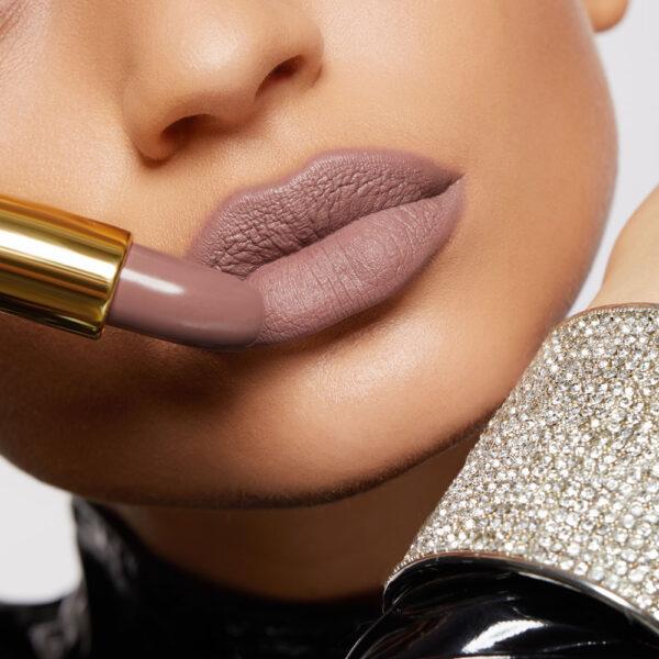 Sparkle Glitter Lipstick Matte 125